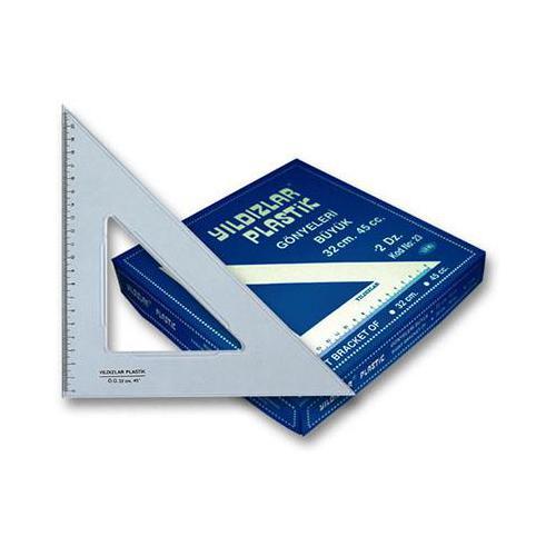 Yıldızlar Gönye 32 Cm. 45 Cc Kod.023