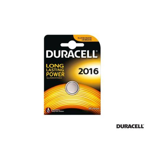 Duracell Cr2016 Lıthıum 3V Pil 1Li