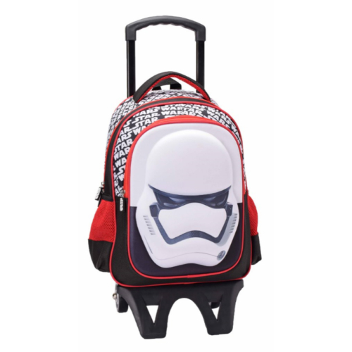 Star Wars Kabartmalı Çekçek Okul Çantası 87831