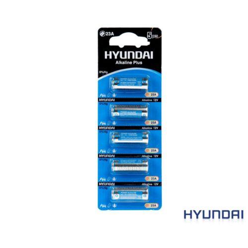 Hyundai 12 Volt 23A Alkalin Pil 5 Adet Kd