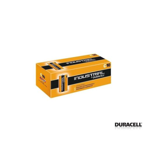Duracell Industrial C Orta Pil 10 Adet Kd