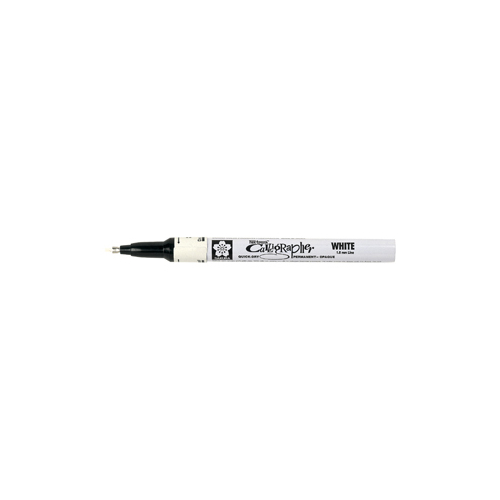 Sakura Pen-Touch Kaligrafi Kalemi 1.8 Mm Beyaz