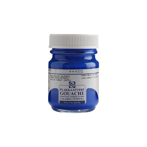 Talens Guaj Boya 512 Cobalt Blue (Ultramarine) 50 Ml