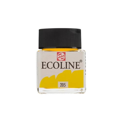 Talens Ecoline Sıvı Suluboya 30 Ml. 205 Lemon Yellow