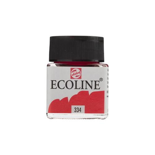 Talens Ecoline Sıvı Suluboya 30 Ml. 334 Scarlet