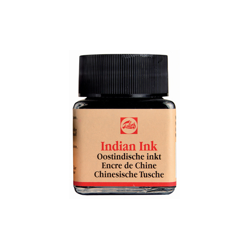 Talens Ink Çini Mürekkebi 30 Ml.