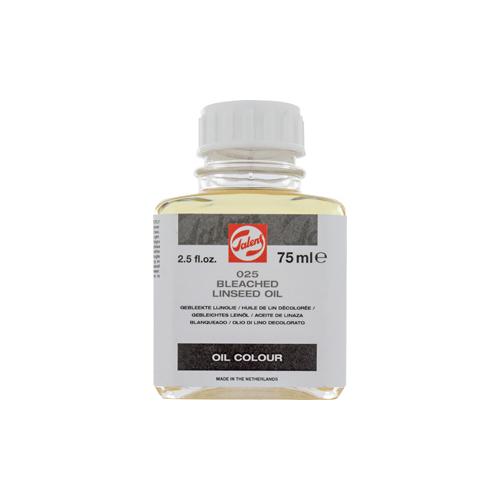 Talens Bleached Linseed Oil 025 Ağartılmış Keten Yağı