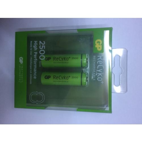 Gp Recyko 2500 Serisi Aa Şarjlı Kalem Pil 2'Li