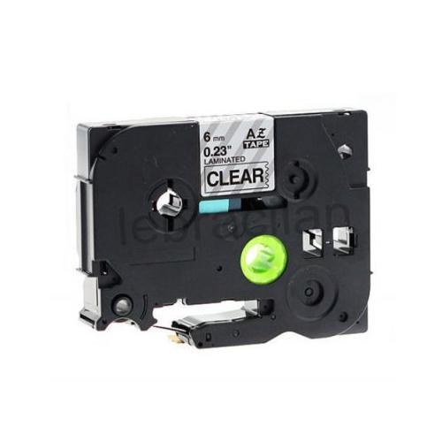 Sarf Muadil Brother P-Touch Tz-Tape 9Mm Sarı-Siyah Etiket 9Tze621