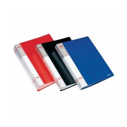 Esselte Sunum Dosyası 100 Poşetli Kırmızı 631001525