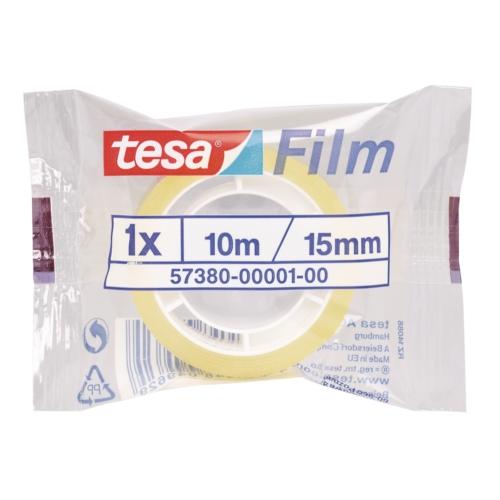 Tesa Film Standart Şeffaf 10m 15mm