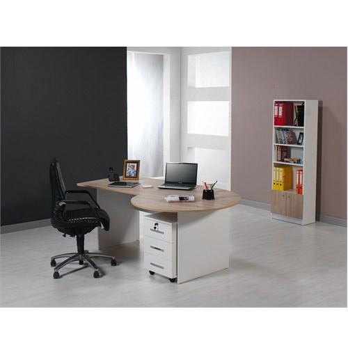 Dessenti Kristal Ofis Takımı Beyaz-Sonomo