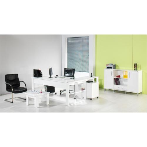 Dessenti Leon Ofis Takımı 1 (Beyaz/Beyaz)