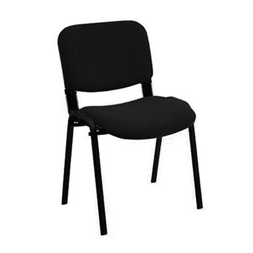 Ofisbazaar Form Sandalye İkili Siyah