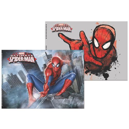 Örümcek Adam 35*50 15 Yaprak Resim Defteri
