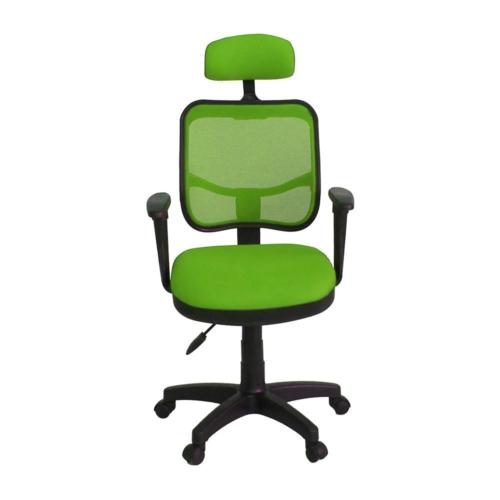 Türksit 817 File Çalışma Koltuk Plastik Ayak - Yeşil