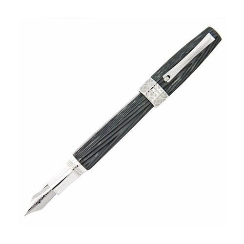 Montegrappa Extra Eight Shiny Lines Dolma Kalem Ise8t3cl