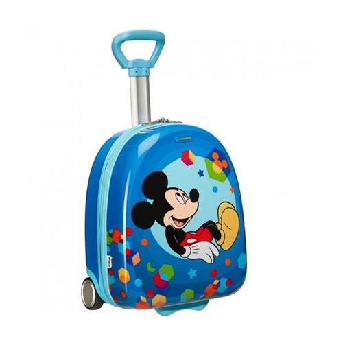 Samsonite Mickey Çekçekli Valiz 17C-01016