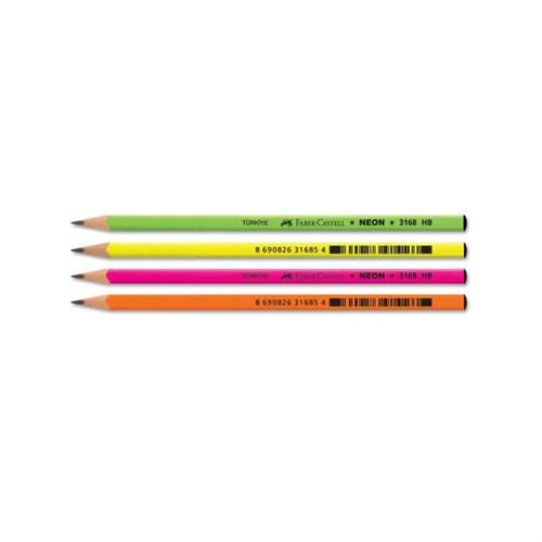 Faber-Castell Kurşunkalem Neon Renk