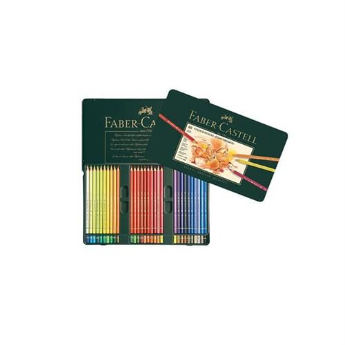 Faber Castell Polychromos 60 Renk Kuruboya Kalemi 10060