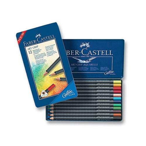 Faber Castell Art Grip Kuru Boya 12 Renk 114312