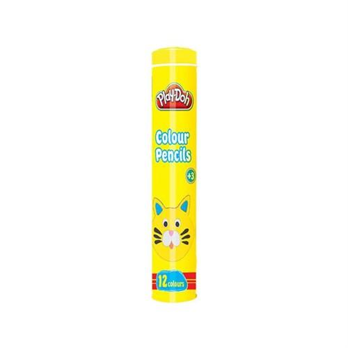 Play-Doh 12 Renk Tüp Kuruboya Ku005