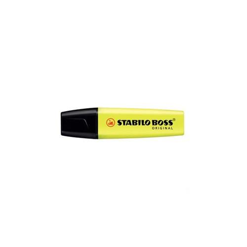 Stabilo Boss Original Sarı 70/24