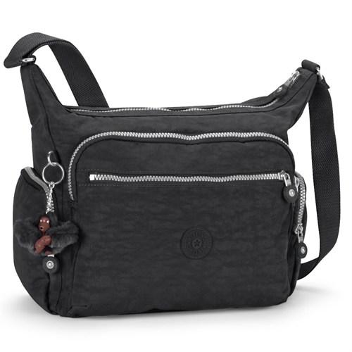 Kipling Gabbie Basic Black Omuz Çantası K15255-900