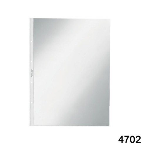Leitz A3 Dikey Poşet Dosya Buzlu 47020000
