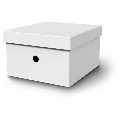 Mas 8224 Raınbow Karton Kutu Küçük Boy.Beyaz