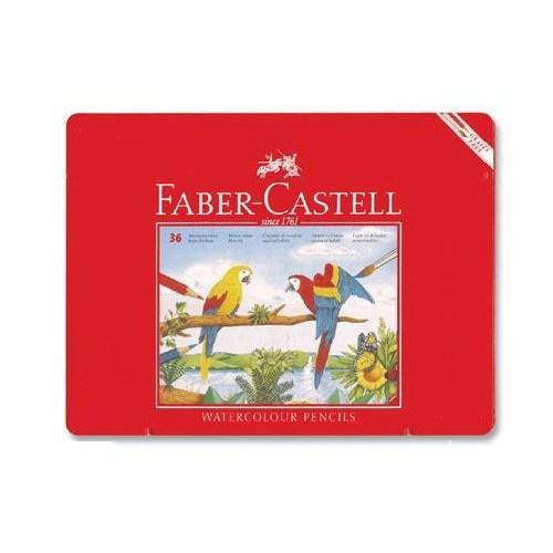 Faber-Castell 115937 Aquarel Boya Kalemi 36 Renk