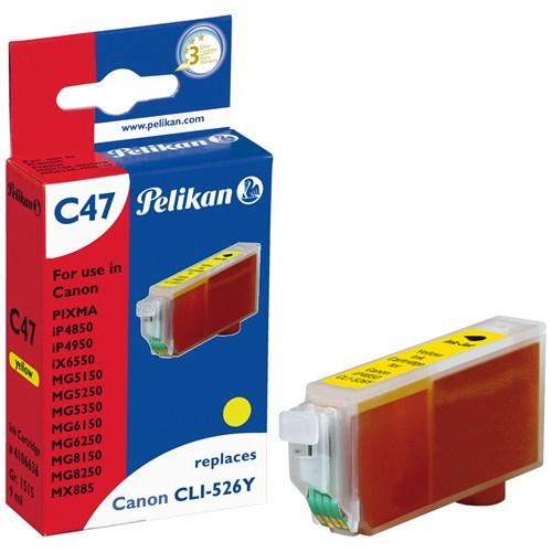 Pelikan Canon Clı-526Y Yellow Kartuş