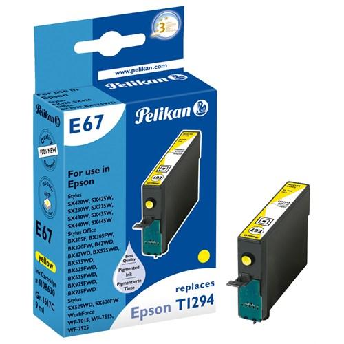 Pelikan Epson T1294 Yellow Kartuş