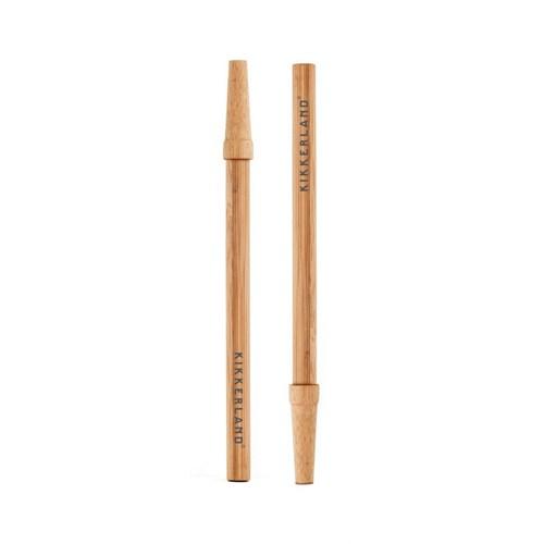 Kikkerland Tükenmez Kalem Bamboo 2Li Set