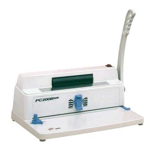 Sarff Pc200b Plus Helezon Spiral Cilt Makinesi