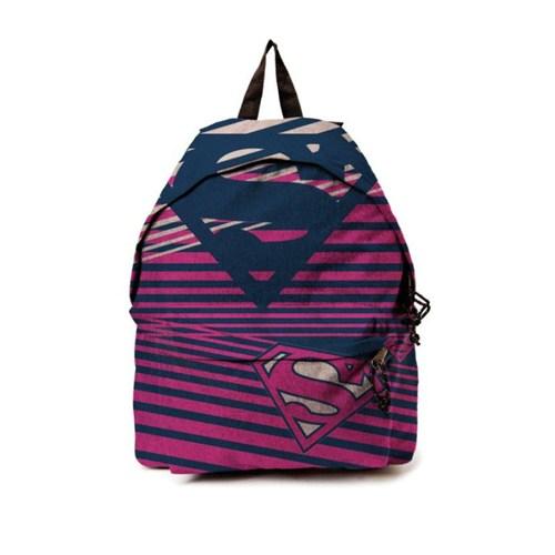 Trendix Superman Genç Sırt Çantası Pınk TRX-8E-SUPL