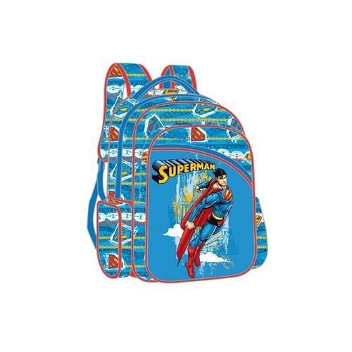 Trendix Superman İlkokul Çantası Desen U8311-SU