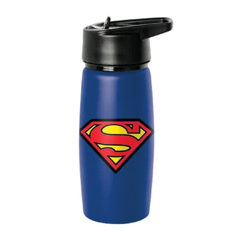 Trendix Superman Chest Çelik Matara 500Ml TRX-M1-SU1