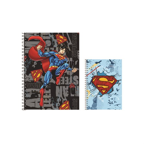 Mynote Superman Sp. Okul Defteri A5 96 Yp. Kareli SM2008-K