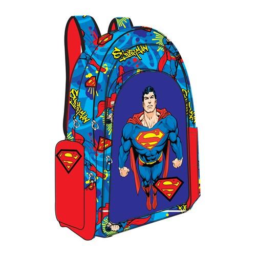 Trendix Superman Chest İlkokul Çantası Tek Gözlü TRX-1E-SU1