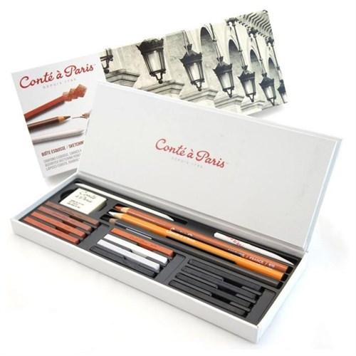 Conte Paris Sketch Box