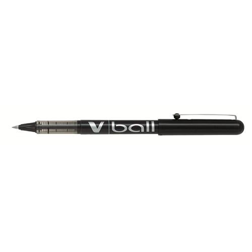 Pilot V-Ball 0.5 Siyah 12Li