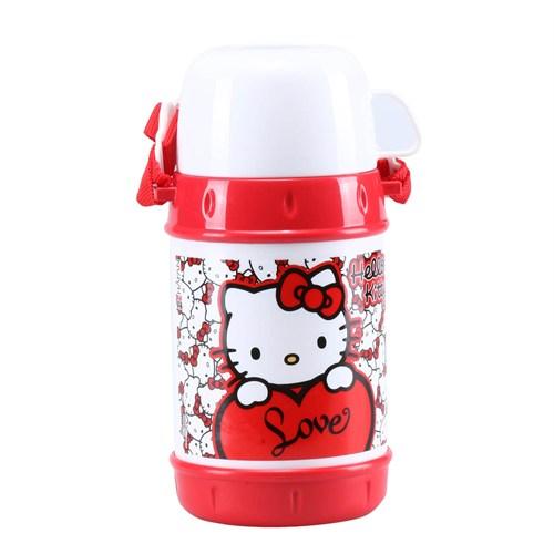 Hello Kitty 78020 Mavi Kız Çocuk Matara