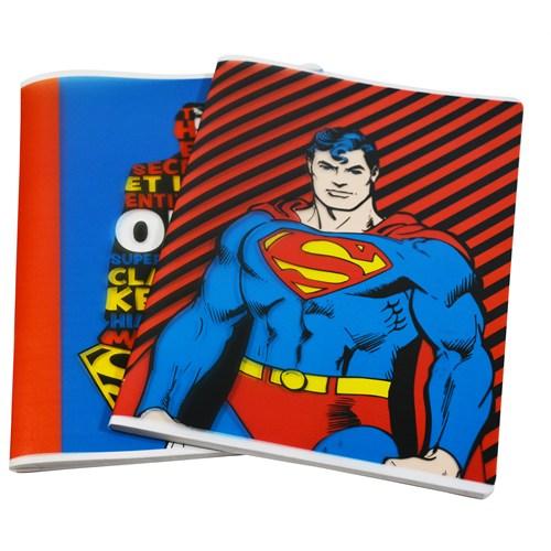Mynote Superman Pp Defter A4 60 Yp Çizgili SM6012-Ç