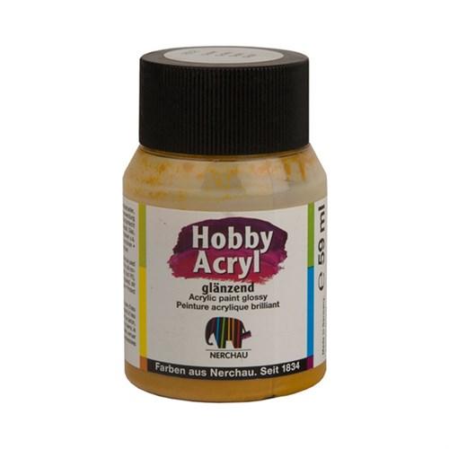 Nerchau Hobby Acryl Ochre Glossy