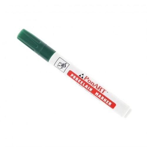 Ponart Koyu Yeşil Porselen Kalemi