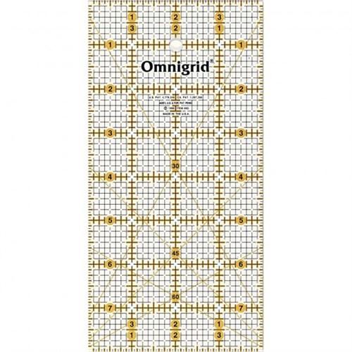 Prym 4X8 Inch Kareli Cetvel - 611474