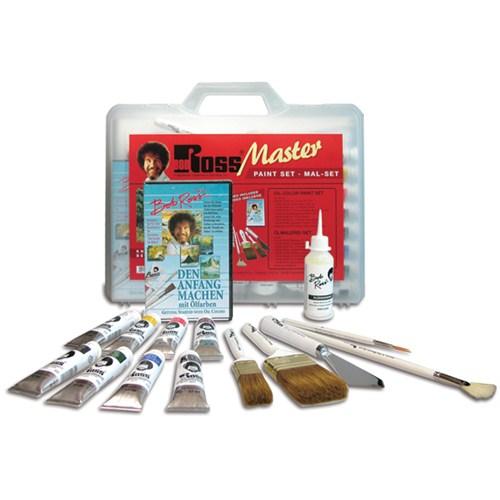 Bob Ross Master Set