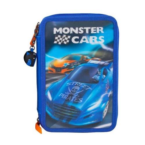 Monster Cars Katli Dolu Kalem Kutu Fiyati