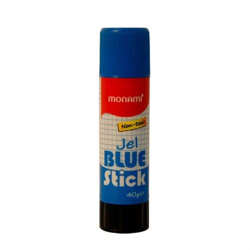 Monami Blue Stick Mavi 40 Gram Mgs40b